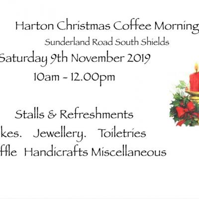 Harton Christmas Coffeemorning