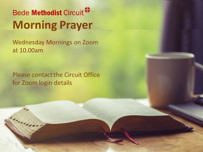 Morning Prayer Nov 2020