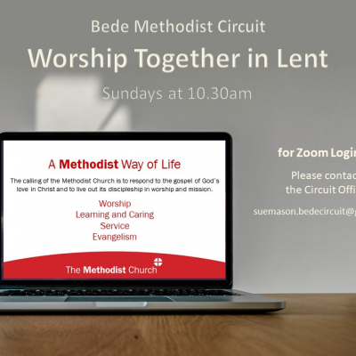 Worship Together Lent 21